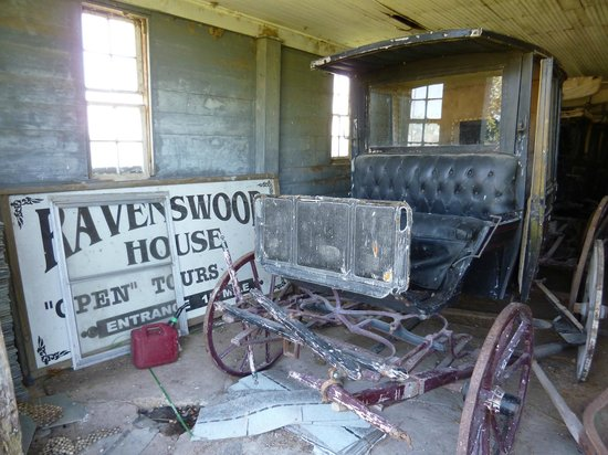Ravenswood: Buggy in Tally Ho
