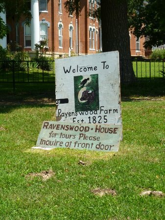 Ravenswood: Welcome