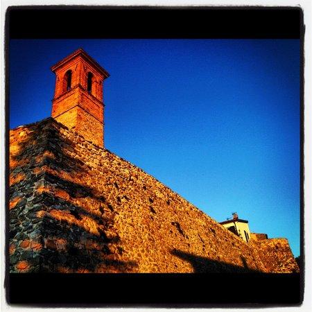 Castello di Albereto: Il castello