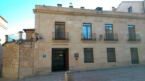 NH Salamanca Puerta de la Catedral : Hôtel