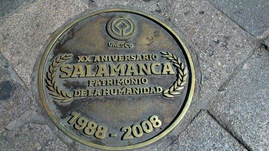 NH Salamanca Puerta de la Catedral : Plazza Mayor