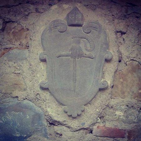 Lo stemma della Pieve