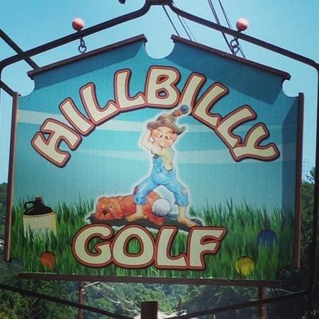 Hillbilly Haunts: unchanged for soo many years! so nice.