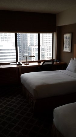 Hilton San Francisco Financial District : Great view from room