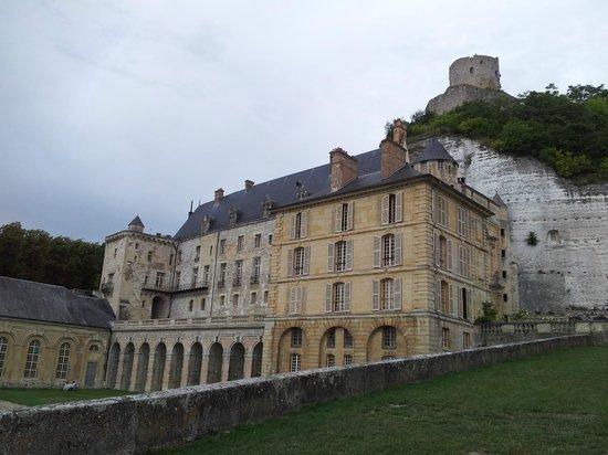 Château de La Roche-Guyon : Château de La Roche Guyon
