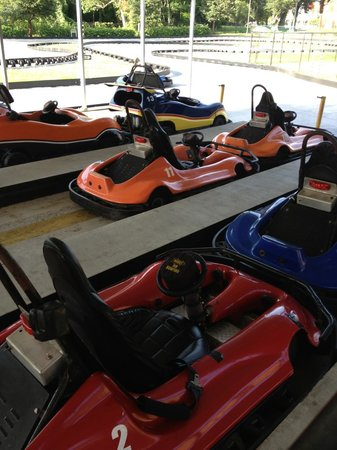 Orange City, FL: Go Karts