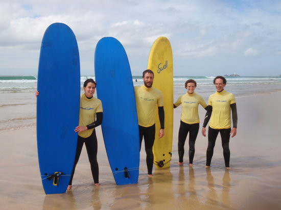 Shore Surf School