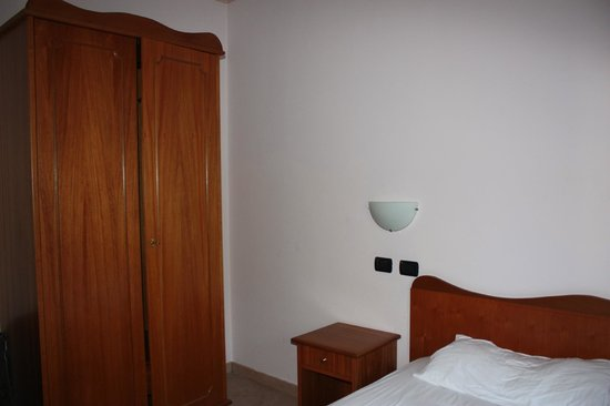 Hotel Gentile: inside the room