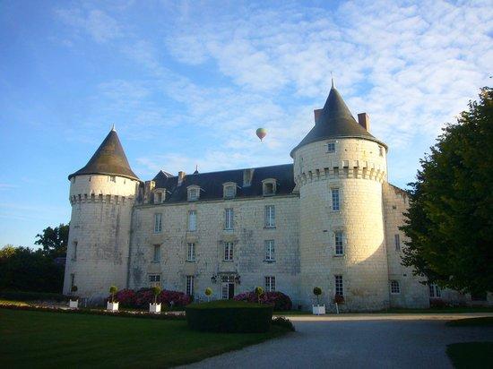 Le chateau de Marcay