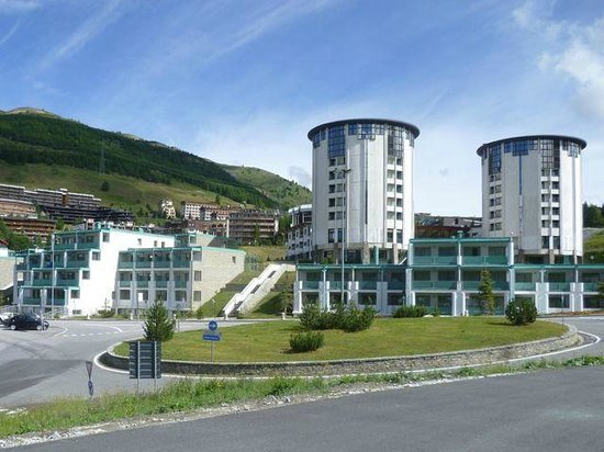 Villaggio Olimpico Sestriere - TH Resorts : Villagio Olimpico