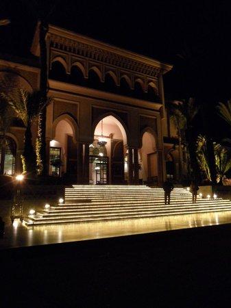 Atlantic Palace Agadir: Entrance