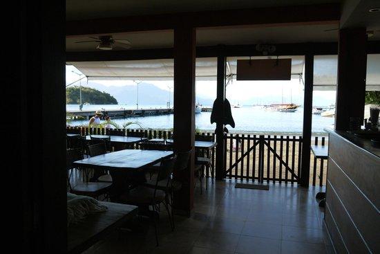 Pousada O Pescador: Pescador restaurant