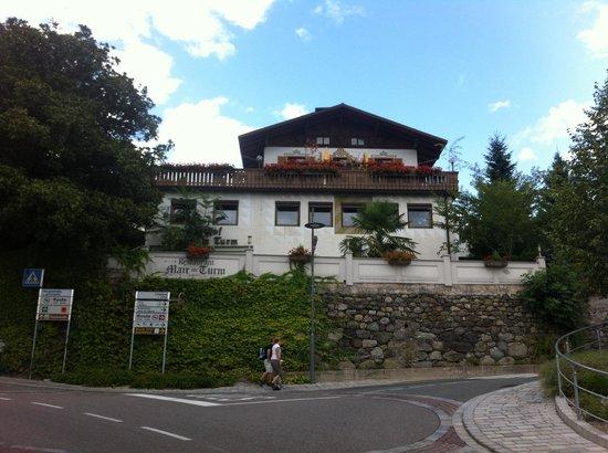 Mair am Turm: Hotel visto da fuori