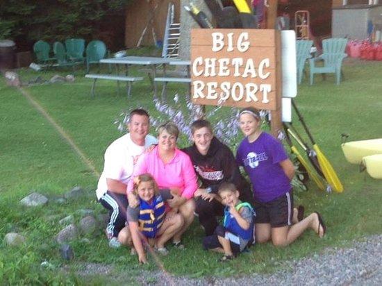Big Chetac Resort: Big Chetac