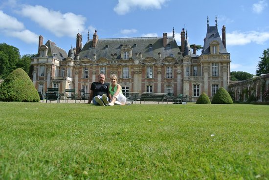 Château de Miromesnil : Beautiful!