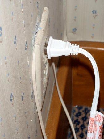 Hotel Vendome: Hmmm