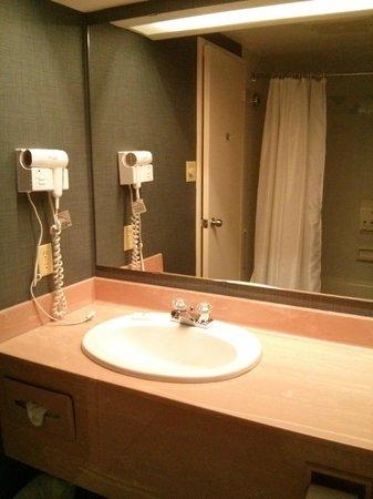 Cartier Place Suite Hotel : Bathroom
