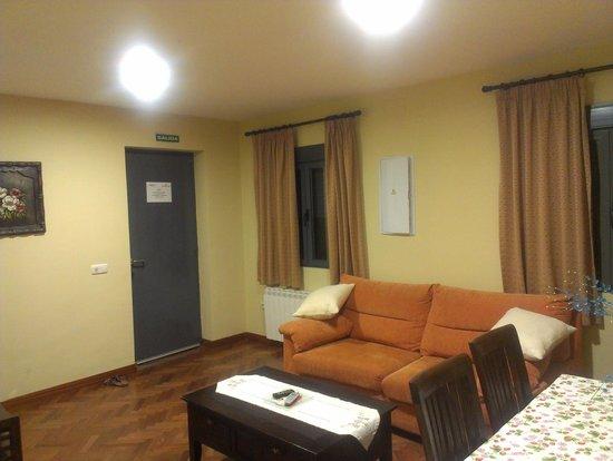 La Casa del Medico : Living Room