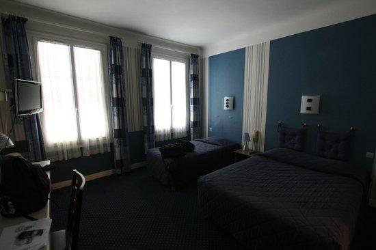 Hotel Colbert: Habitación