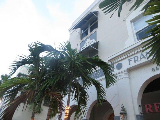 The Franklin Hotel: Aussenansicht