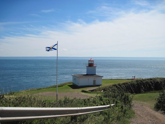 The Lighthouse on Cape d'Or: LH 1