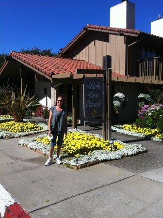Hotel Adobe INN em Carmel