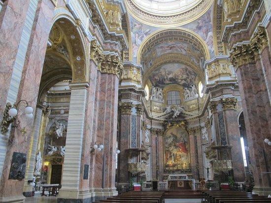 Basilica dei SS. Ambrogio e Carlo : San Carlo al Corso