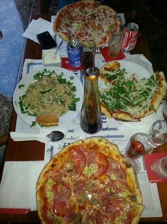 Rugantino Pizzeria: la mejor masa de pizza que he probado