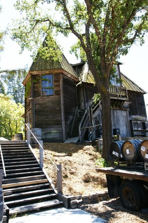 Russian River Vineyards: Wine Tasting