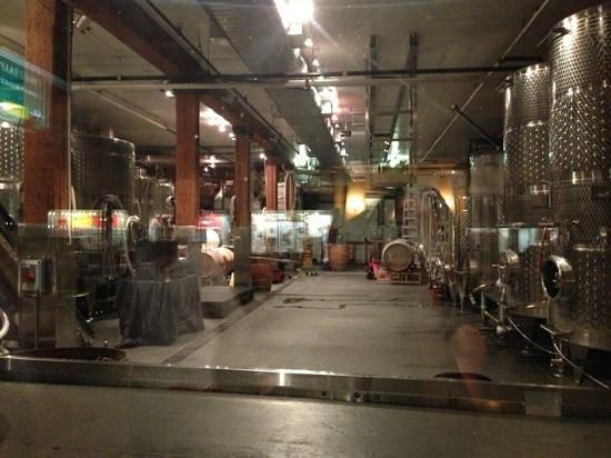 City Winery: cool winery