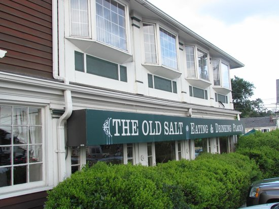 The Old Salt Restaurant at Lamie's Inn: The Old Salt Eating & Drinking Place