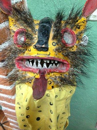 Mask Museum: Inside the B&B