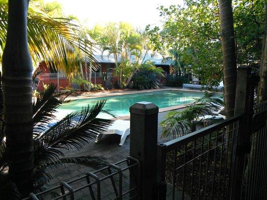 Cape Byron YHA: Swimming pool
