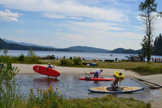 Payette Lake : Boat ramping