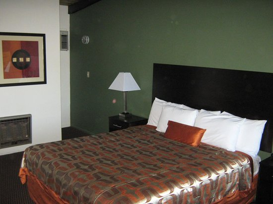 Thunderbird Lodge: Bedroom - Rm 217