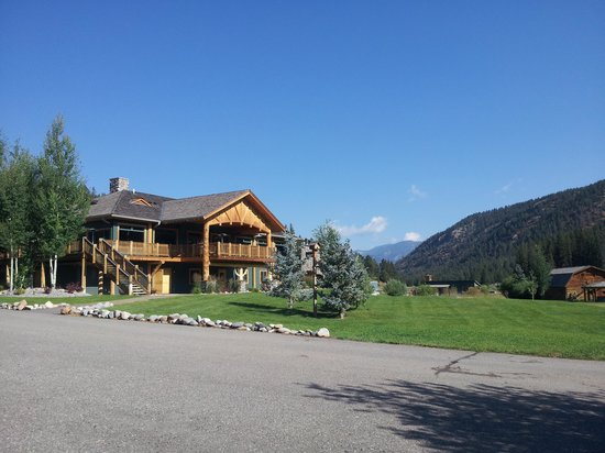 Rainbow Ranch Lodge : Main Lodge