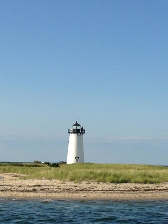 Mad Max Sailing: Edgartown Lighthouse