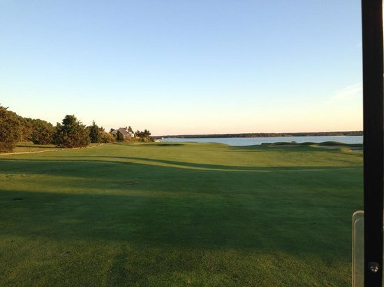 Farm Neck Golf Club: 14th Hole