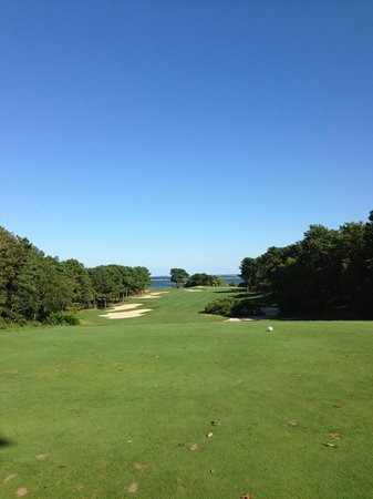 Farm Neck Golf Club: 3rd Hole