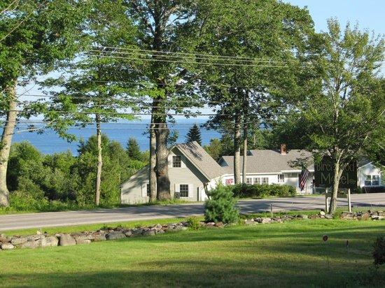 Birchwood: View Across The Street