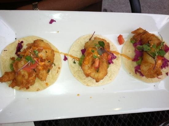 Mesa Modern Mexican: Fish Tacos