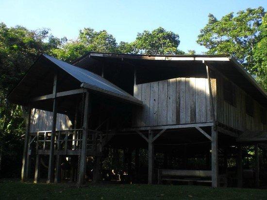 Refugio Calcarifer: El refugio