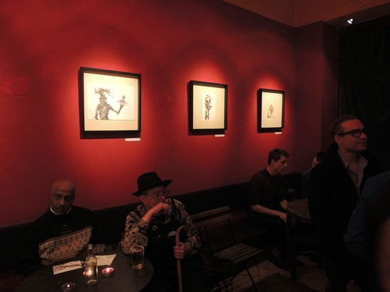 Bar No. 7: The Four Corners Gallery