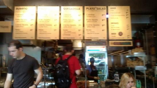 Photo of Mexican Restaurant Dos Toros Taqueria at 11 Carmine St, New York, NY 10014, United States