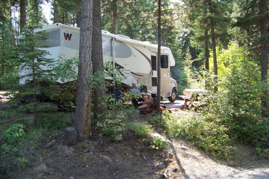 Mountain Meadow RV Park & Cabins: camp site