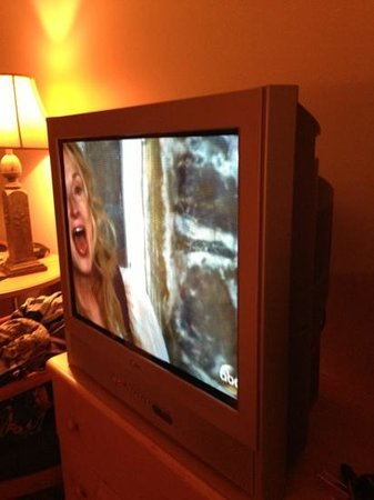 The Lodge at Bretton Woods: tv from 1995!