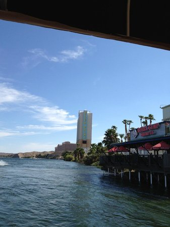 Golden Nugget Laughlin: Bubba Gumps