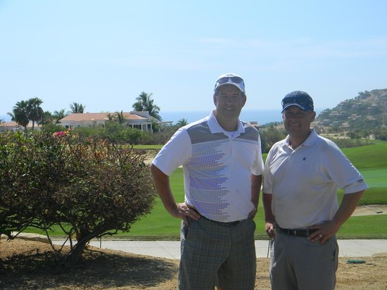 Cabo Real Golf Course: Fore!!