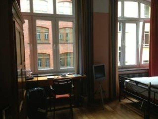 New Berlin: vista camera