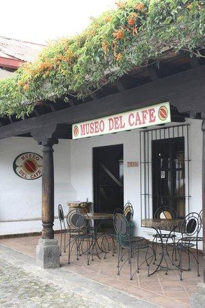 La Azotea Cultural Center: Musée du café